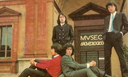 foto del grupo Los Cheyenes