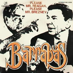 portada del disco Please Mr. Reagan, Please Mr. Breznev / Laura