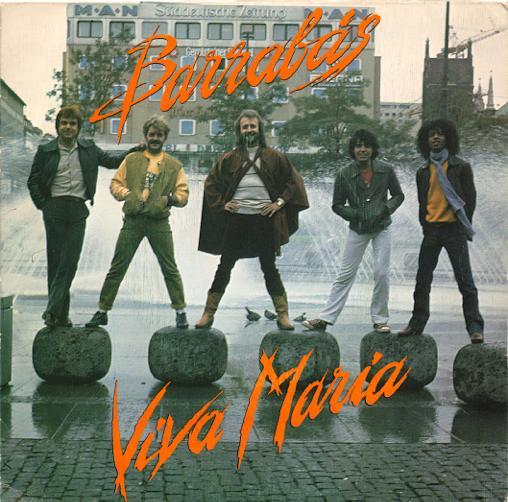 portada del disco Viva María