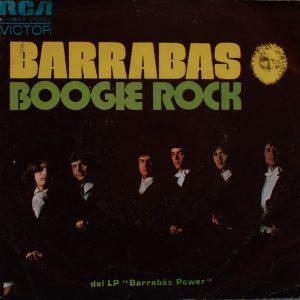 portada del disco Boogie Rock