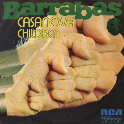 portada del disco Casanova / Children, Children