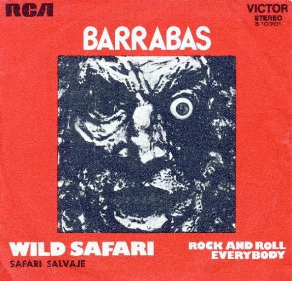 portada del disco Wild Safari