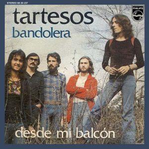 portada del disco Bandolera / Desde mi Balcón
