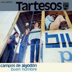 portada del disco Campos de Algodón / Buen Hombre
