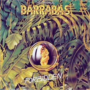portada del disco Forbidden