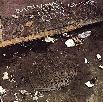 portada del disco Heart of the City
