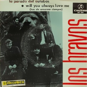 portada del disco La Parada del Autobús / Will You Always Love Me