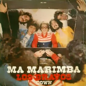 portada del disco Ma Marimba / Down