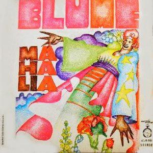 portada del disco Mahalia