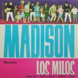 portada del disco Madison