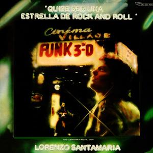 portada del disco Quise Ser una Estrella de Rock and Roll