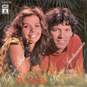portada del disco Victoria Abril y Lorenzo Santamaría