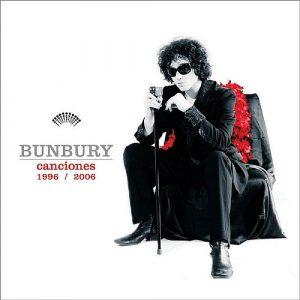 portada del disco Canciones 1996-2006