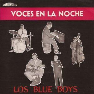 portada del disco Voces en la Noche