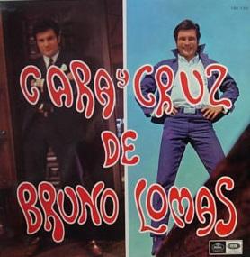 portada del album Cara y Cruz de Bruno Lomas