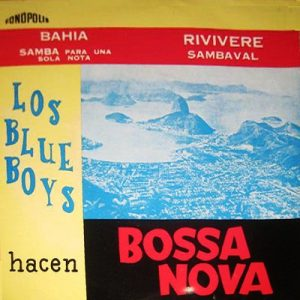 portada del disco Bossa Nova