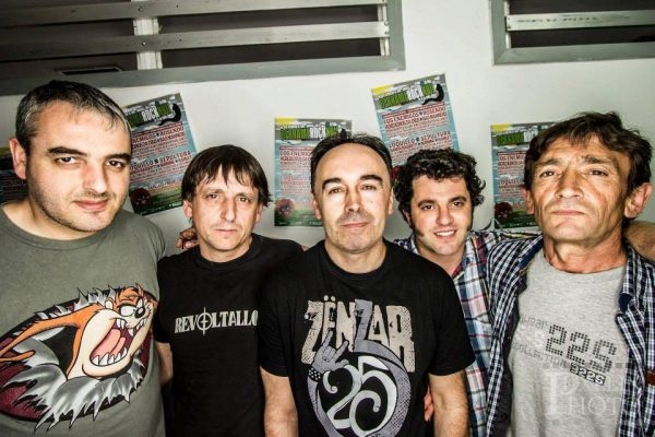foto del grupo Zënzar