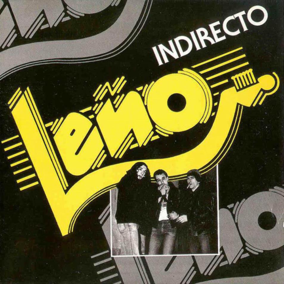 portada del disco Indirecto