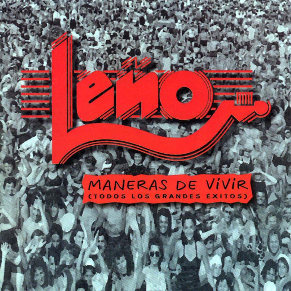 portada del disco Maneras de Vivir