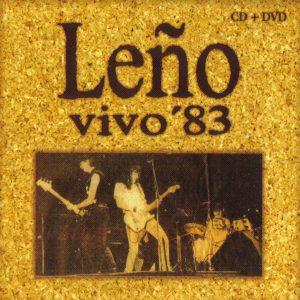 portada del disco Vivo '83