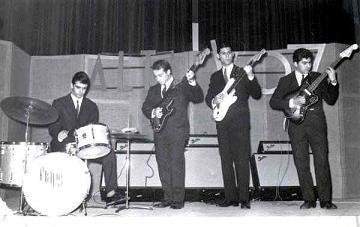 foto del grupo imagen del grupo Los Flaps