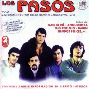 portada del disco Todas sus Grabaciones para Discos Hispavox y Ariola (1966-1972)