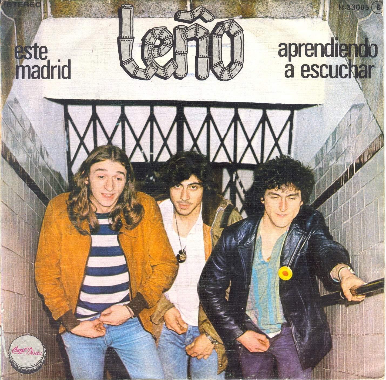 portada del album Este Madrid / Aprendiendo a Escuchar