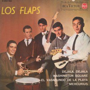 portada del disco Dejala, Dejala / Washington Square / El Vagabundo de la Playa / Mercurius