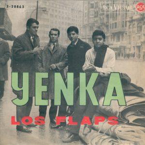 portada del disco Yenka