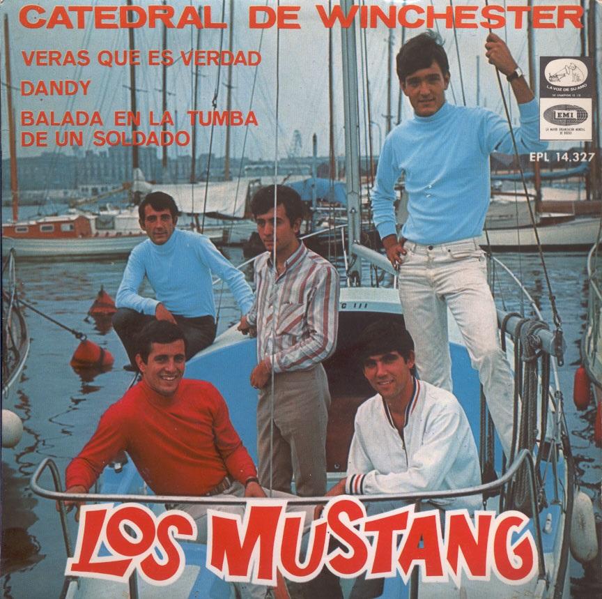 portada del disco Catedral de Winchester