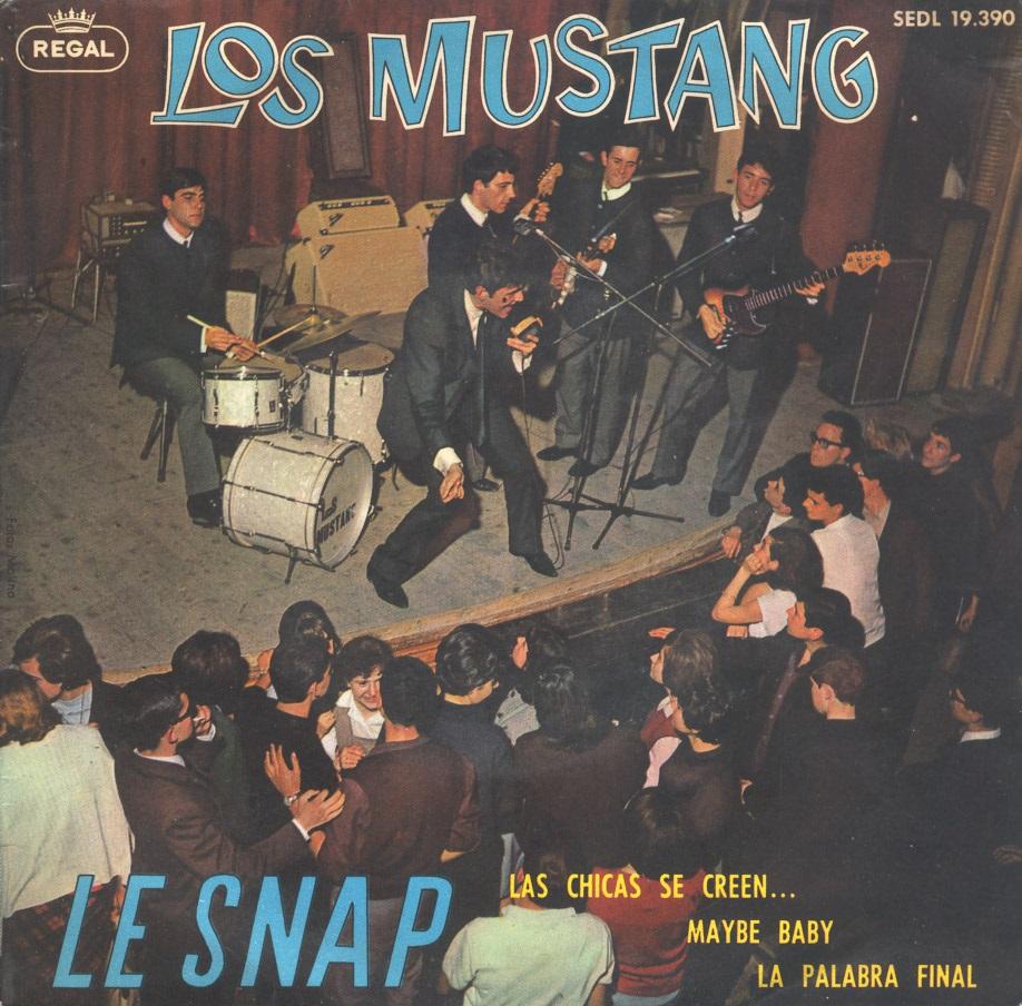 portada del disco Le Snap