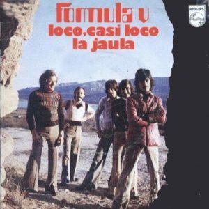 portada del disco Loco, Casi Loco / La Jaula