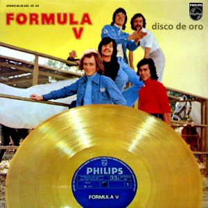 portada del disco Disco de Oro