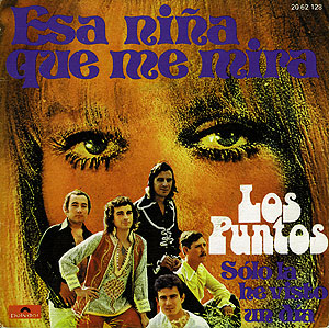 portada del disco Esa Niña que Me Mira