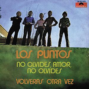 portada del disco No Olvides Amor, No Olvides / Volverás Otra Vez