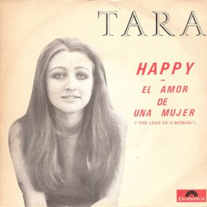portada del disco Happy / El Amor de Una Mujer