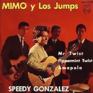 portada del disco Speedy González