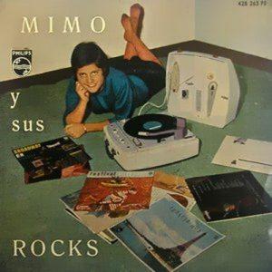 portada del disco Mimo y Sus Rocks