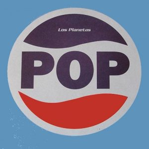 portada del disco Pop (edición vinilo)