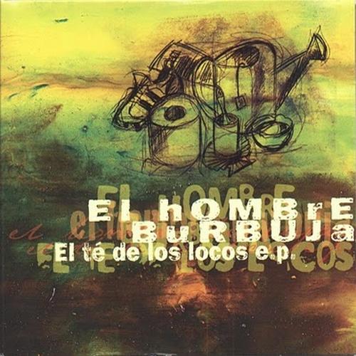 portada del album El Té de los Locos