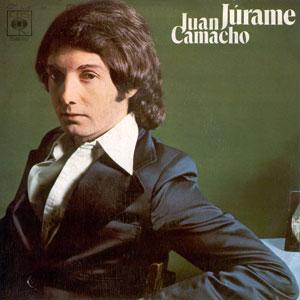 portada del disco Júrame