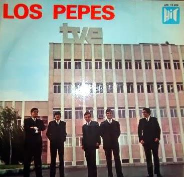 portada del disco Los Pepes