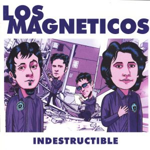 portada del disco Indestructible