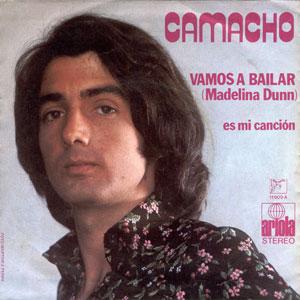 portada del disco Camacho