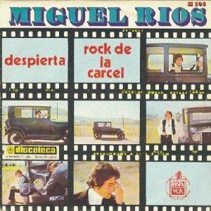 portada del disco Despierta / El Rock de la Cárcel