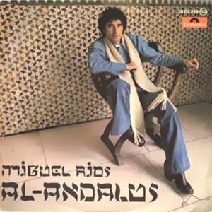 portada del disco Al-Andalus / Guadalquivir
