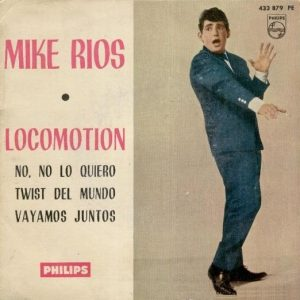 portada del disco Locomotion