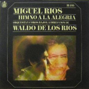 portada del disco Himno a la Alegría / Mira Hacia Ti