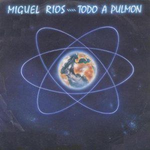 portada del album Todo a Pulmón / La Reina del Keroseno