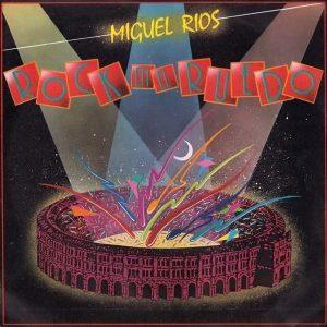 portada del album Rock en el Ruedo / La Encrucijada